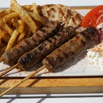 Portion Kebab Souvlaki