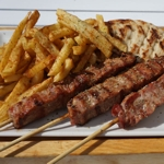 Portion Pork Souvlaki